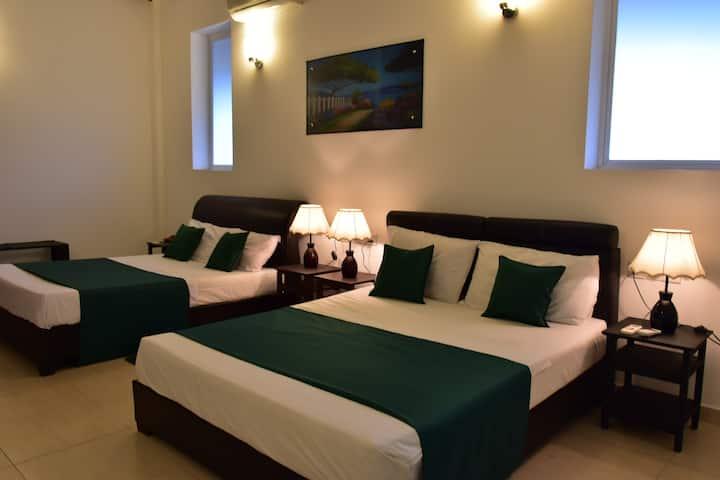 Vila near Kottawa, Pannipitiya - 2 King Size beds