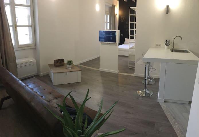 Nouveau loft de luxe au centre