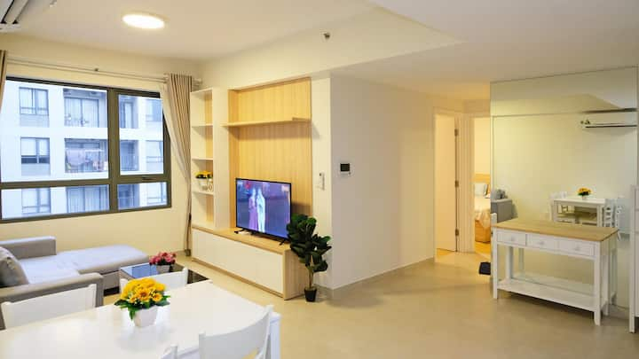 Luxury apartment in District 2 - Fully furnished