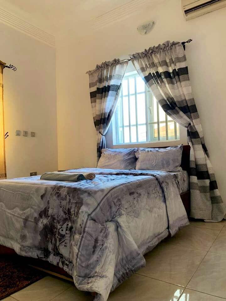 Spacious, Private & Comfortable 1-Bedroom Apt.