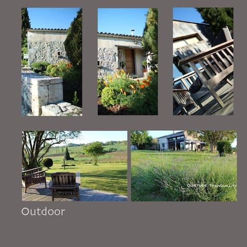 Maison périgord - Duras - Rumah
