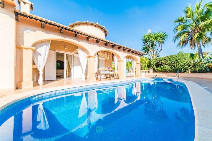 ☼Casa Bel - Mallorca with Caribbean flair!