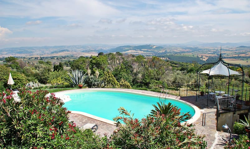 B&B in maremma toscana con piscina - Scansano - Bed & Breakfast
