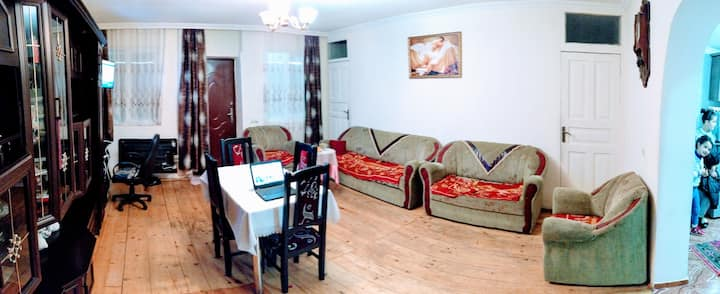 Bego apartments by the sea in Chakvi for 6 persons