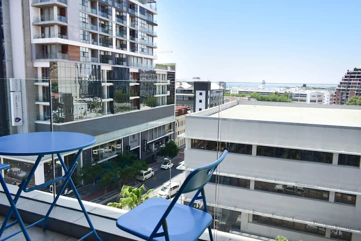 ★Cape Town Pad! 1BDR. Central 2min V&A Waterfront★