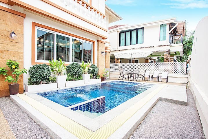 Baan Sanun 2 | 2 Bed Condo on Patong Beach West - Phuket - Apartamento