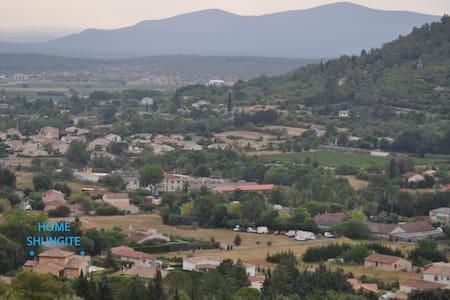 HOME SHUNGITE 1 - Saint-Hippolyte-du-Fort