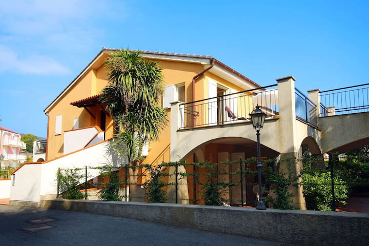 Charming Holiday Home in San Bartolomeo al Mare with Pool