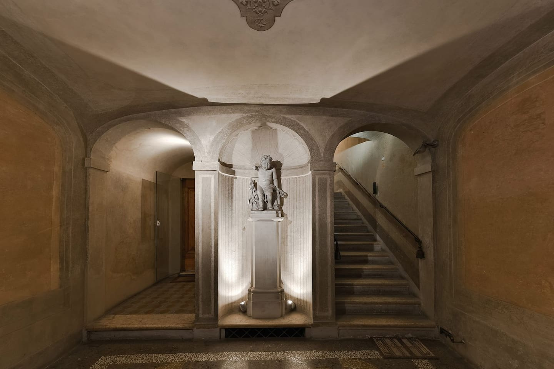 atrio palazzo '500