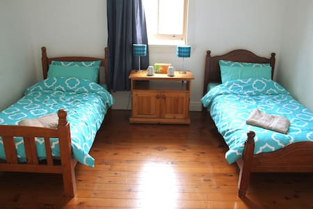 3. Room with 2 Single Beds Epping, Sydney 20 min. - Epping