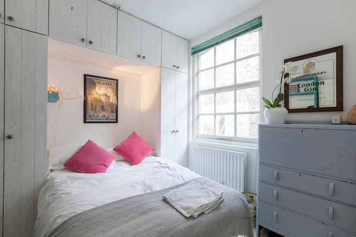 Cosy room in mews cottage in NW5 - London - Haus