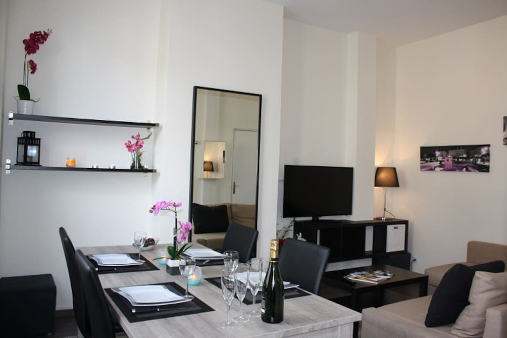 cath drale bel appartement parking appartements louer reims champagne ardenne france. Black Bedroom Furniture Sets. Home Design Ideas