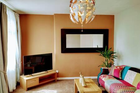 Amazing Craigentinny apartment!