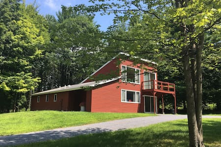 Mid Century Artist's Retreat in the Woods