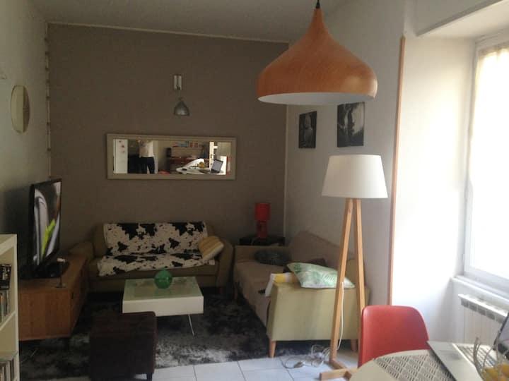 Charmant appartement au calme