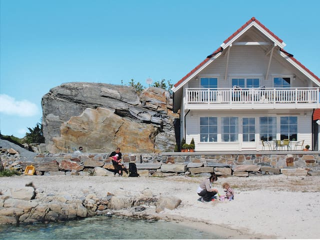 Holiday home Insel Askøy for 4 persons