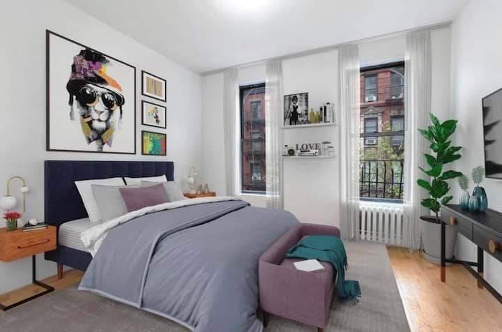 Beautiful Private Room Greenwich Village/Soho