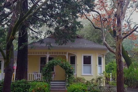 Cedar Street Victorian - Calistoga
