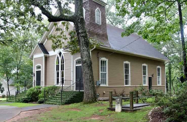 The Church House - The Walking Dead Fans' Dream!