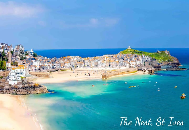 The Nest - St Ives