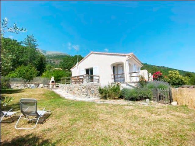 Jolie villa au coeur de la Corse (Casanova)