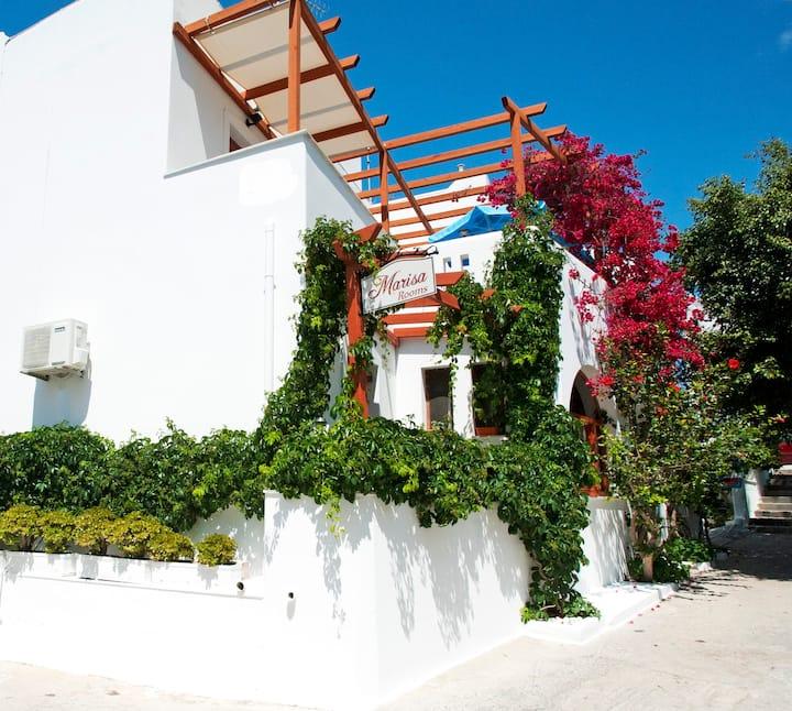 Relax at Marisa's Rooms   (Paros island)