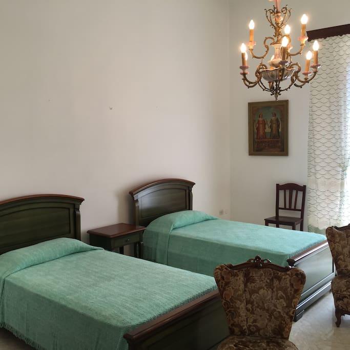 camera da letto  ospiti