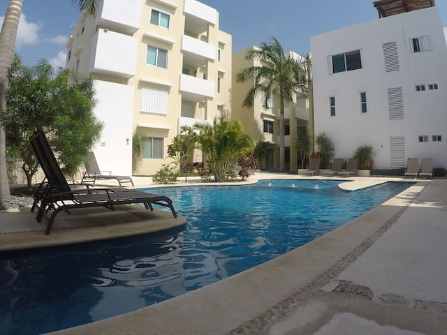 Spectacular condo in peaceful Area - Playa del Carmen - Condominium