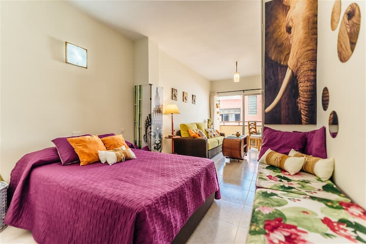 -35€ free cleaning!Al Golpito Beach&City Apartment