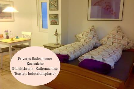 Studio2, En-Suite,Nikolausufer 40, Bernkastel Kues - Bernkastel-Kues - Apartment