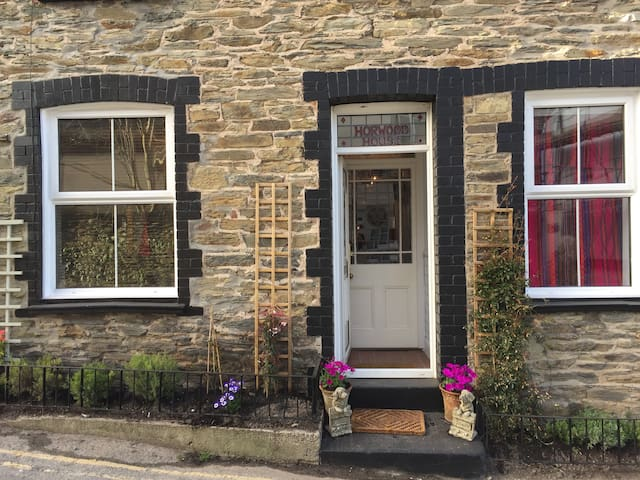 Horwood House Vegan B&B - Lynton - Bed & Breakfast