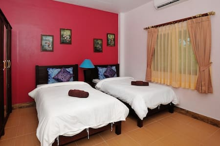 Ben's guesthouse, (right on main road) - room 206 - Ko Samui