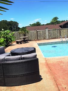 Newly Furnished Home w/ Pool & Fenced in Yard!!!