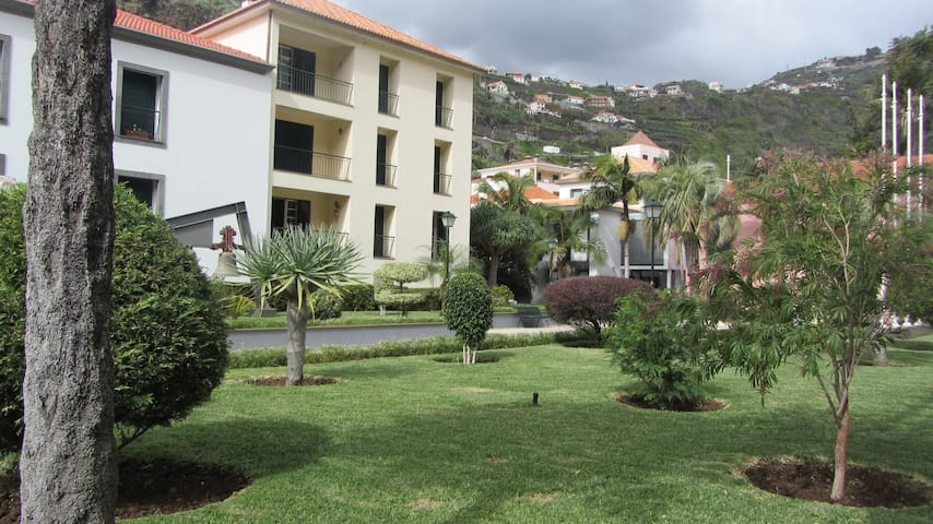 Apartment at 100meters to the beach - Ribeira Brava - Appartement