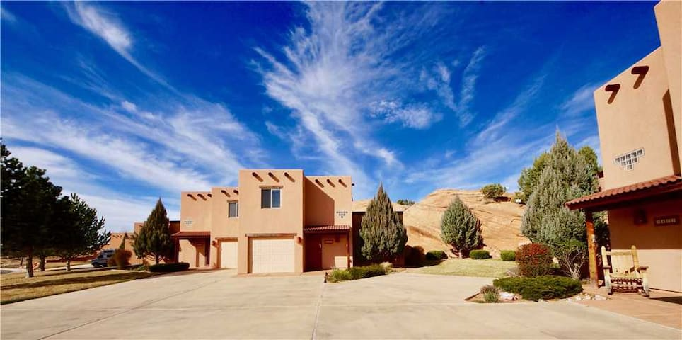 Moab Golf Course Condo With Private Patio, Cool Rock Formations - The Rock ~ 3461