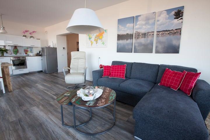 Appartement het Pareltje Zandvoort