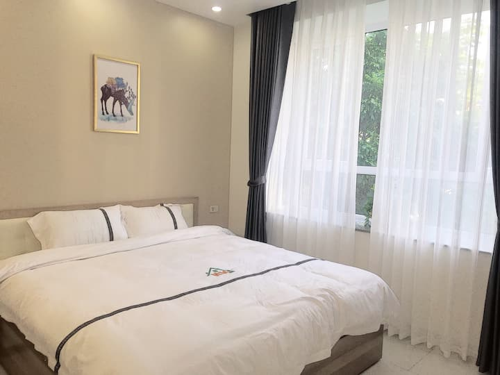 Can ho cho thue gan san bay. Apartment for rent