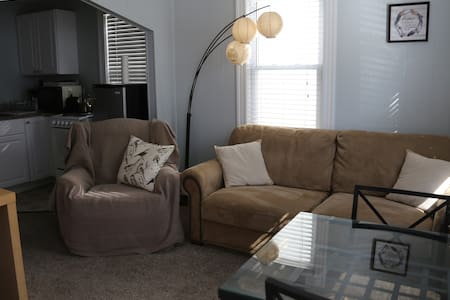 Cute 1 bedroom in East Boston,  close to airport