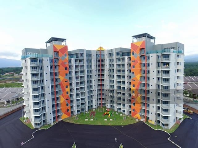 Ipoh Mali near Aeon Klebang - Forever Young (Room) - Chemor - Apartment
