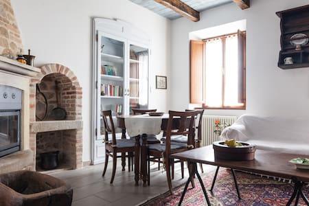 Villa Mercatino Conca Piandicastell - Piandicastello - 別荘