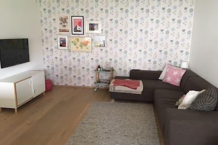 zentral Wohnen in nagelneuem Apartment - Dornbirn