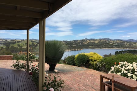 High Country Hideout - Magical Lake Eildon views - Mansfield - Haus