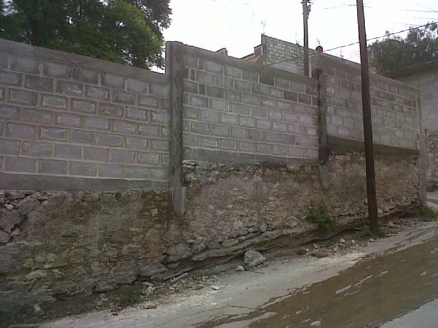 Casa del Siglo XVIII, típica de la Mixteca Poblana