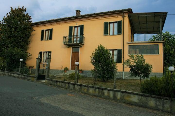 Casa di Luigi a Canelli