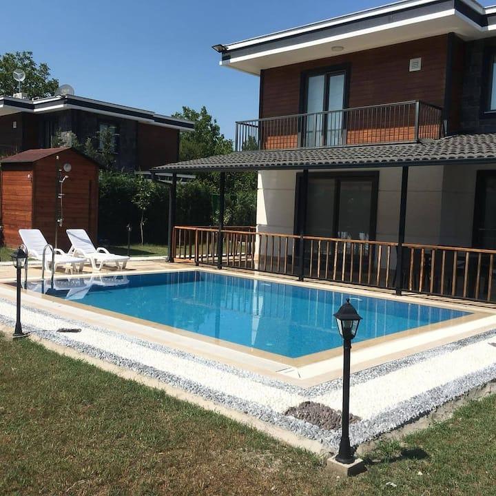 فلل ميرال الفندقية (1) Meral Resort Vilları