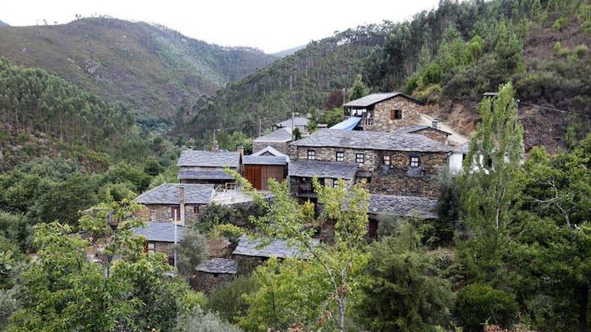 Casa da Ribeira - Paradinha - Alvarenga - Casa