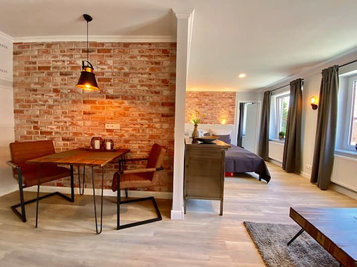 Apartment Route66 im Herzen von Itzehoe