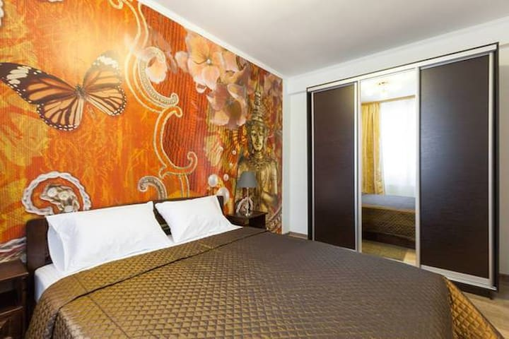 Apart-Hotel Suite Close to Sheremetyevo 204A