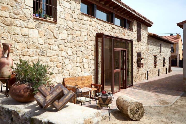 Habitaciones para compartir en Casa rural Melones