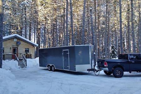 Wilderness Pines - Cabin #1